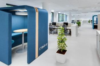 Spoločnosť UNIQA GSC otvorila v Nitre novú prevádzku